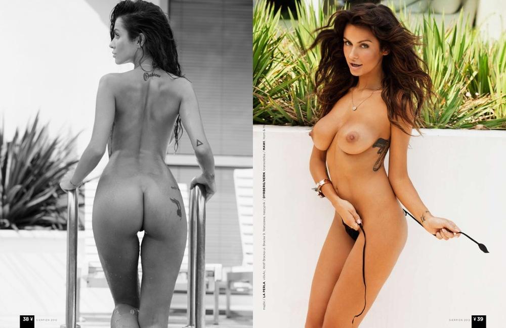 In Natalia Siwiec La Reyna De Euro Se Desnuda En Playboy