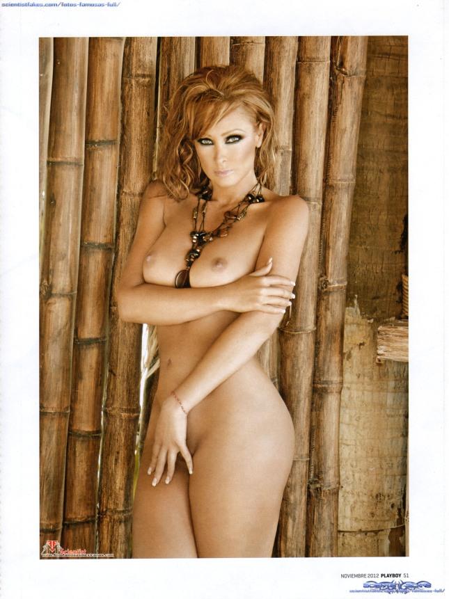 Marisol Santacruz En Playboy