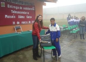 Celia Camelia Hernández Lima, Calcahualco, Veracruz