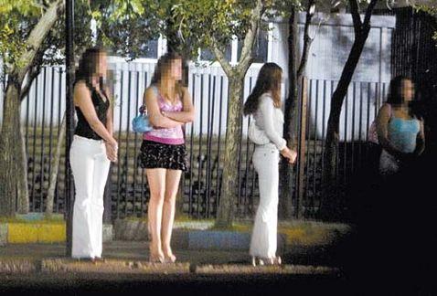La ciudad de mexico prostitutas
